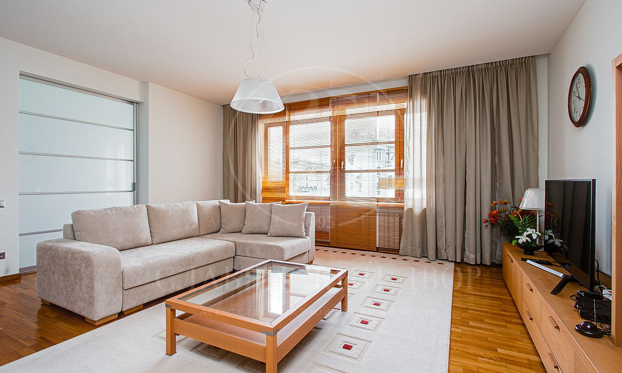 Светлая иочень уютная квартира