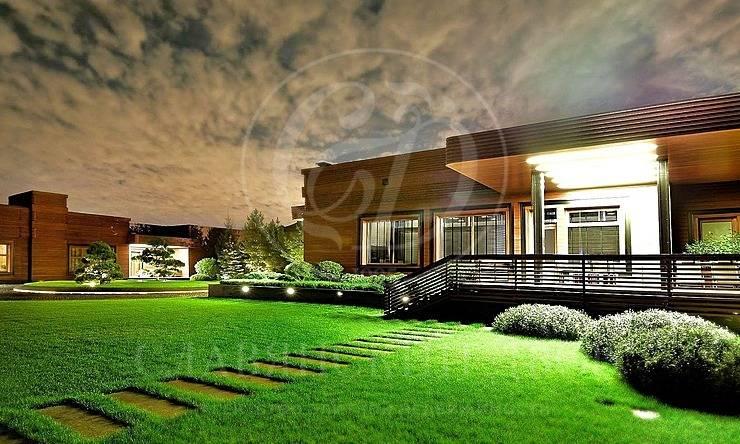 Современная резиденция вБарвихе