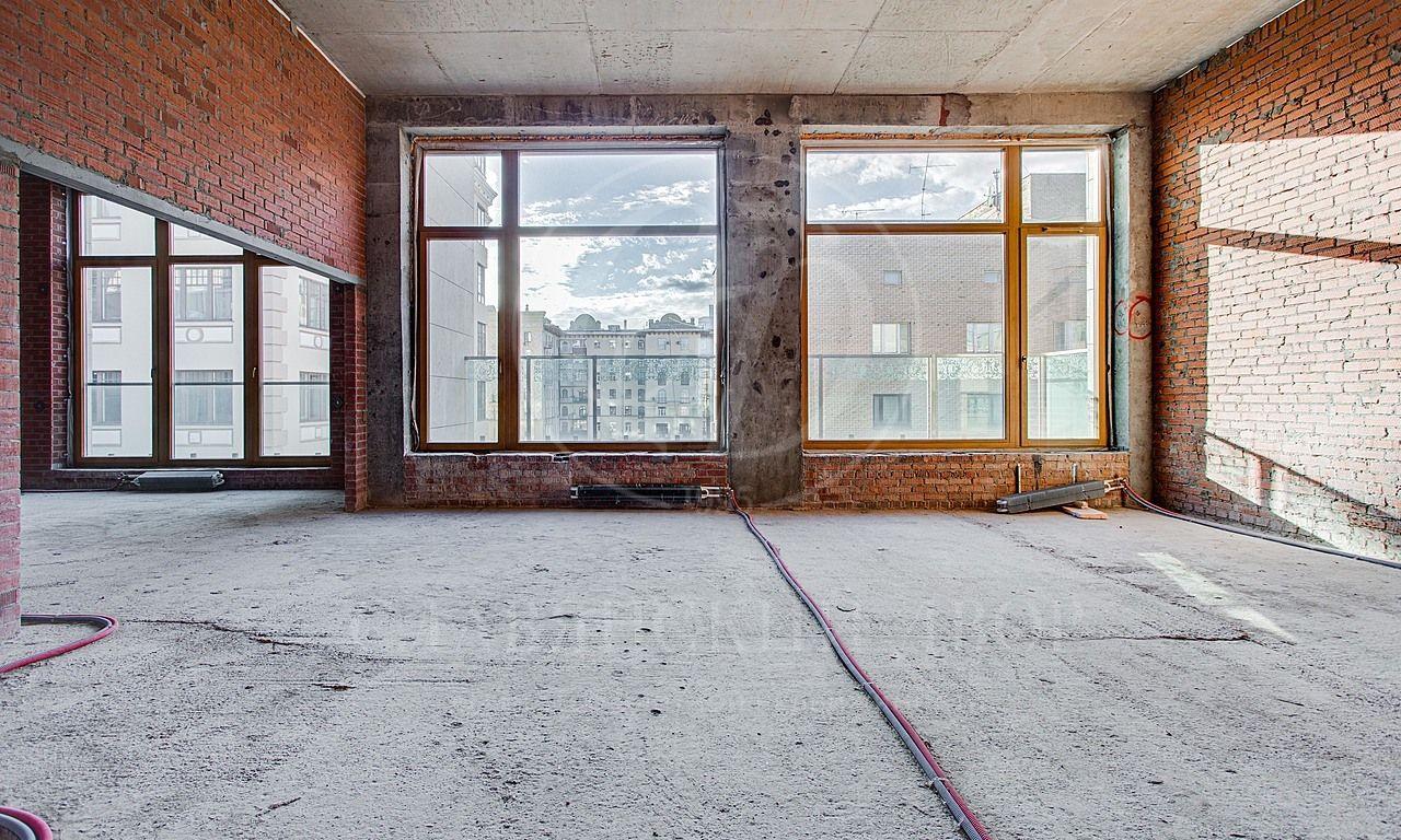 Трехкомнатные апартаменты вЖК «Smolensky De Luxe»