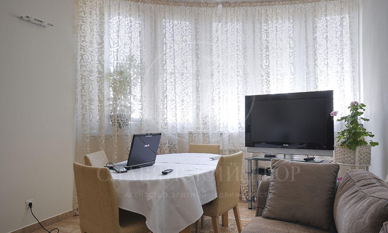 Аренда квартиры на Карамышевской набережной