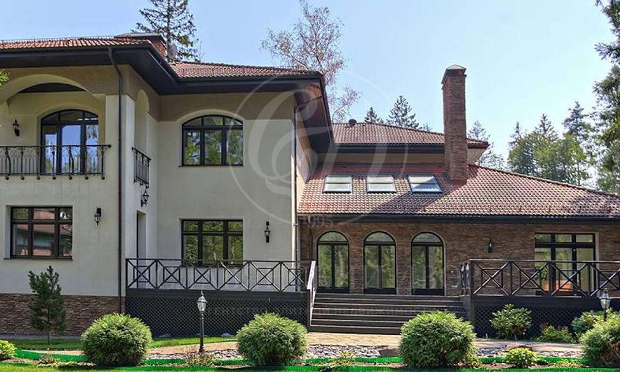 На продажу дом впоселке Ландшафт