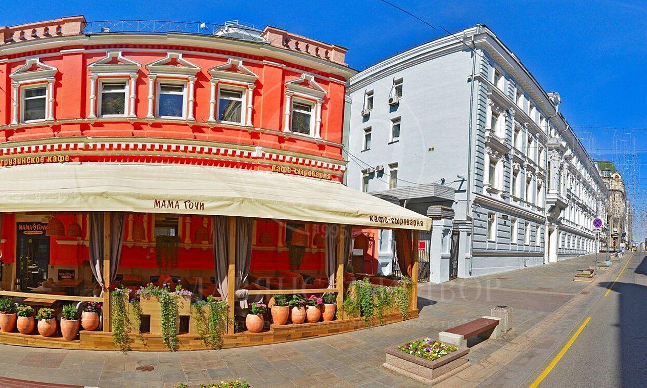 Продажа готового арендного  бизнеса на улице Большая Дмитровка