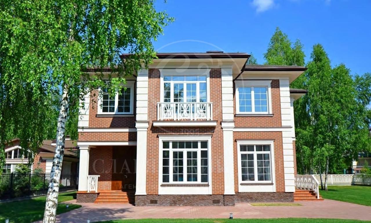На продажу дом впоселке Успенка 21