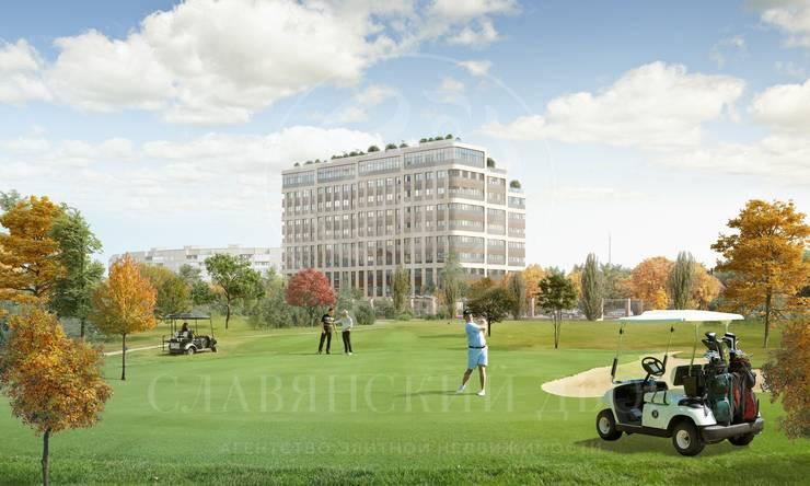 Продажа апартамента вклубном доме Ambassador Golf Club Residence