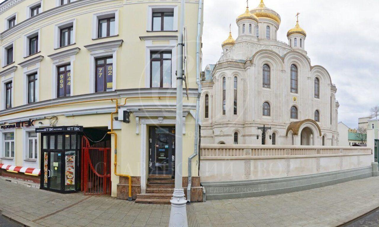 Арендный бизнес на Рождественском бульваре