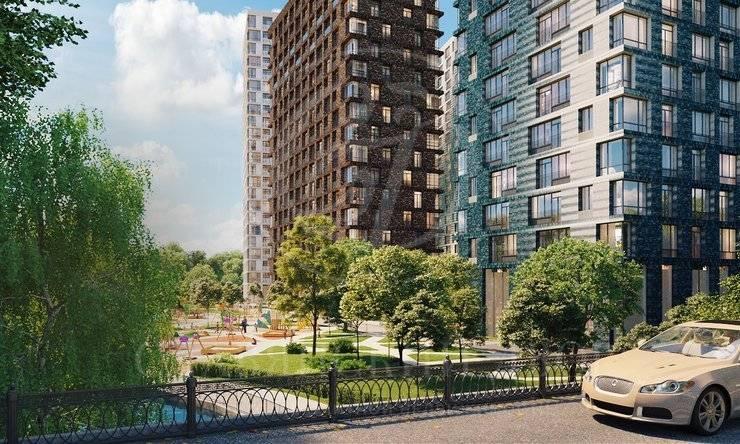 «LIFE-Кутузовский» квартира сотличным видом