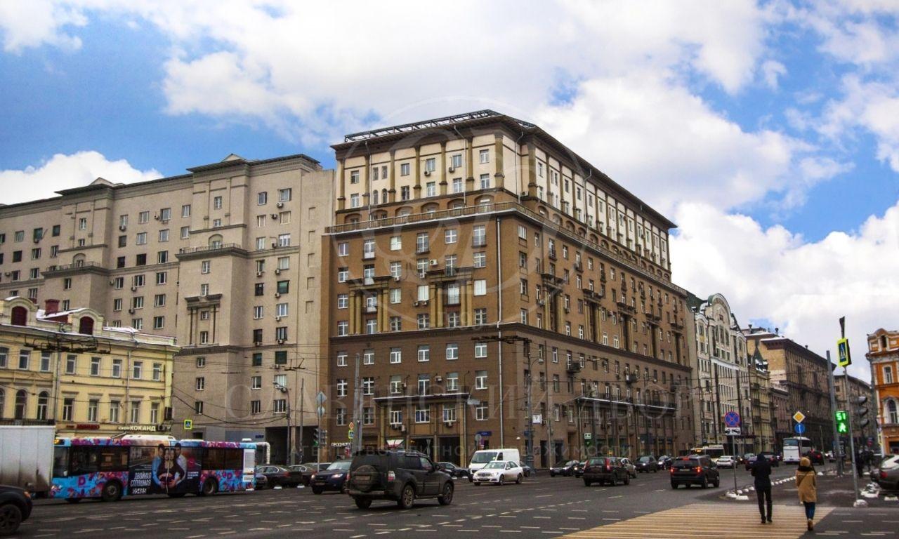 Помещение свободного назначения на Тверской