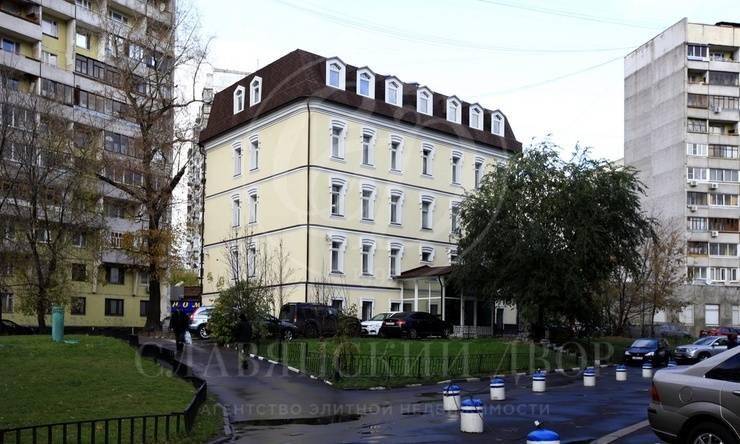 Аренда офисного здания на Садовом кольце