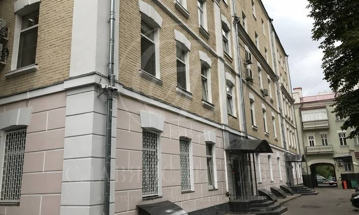 Офисное здание на Полянке