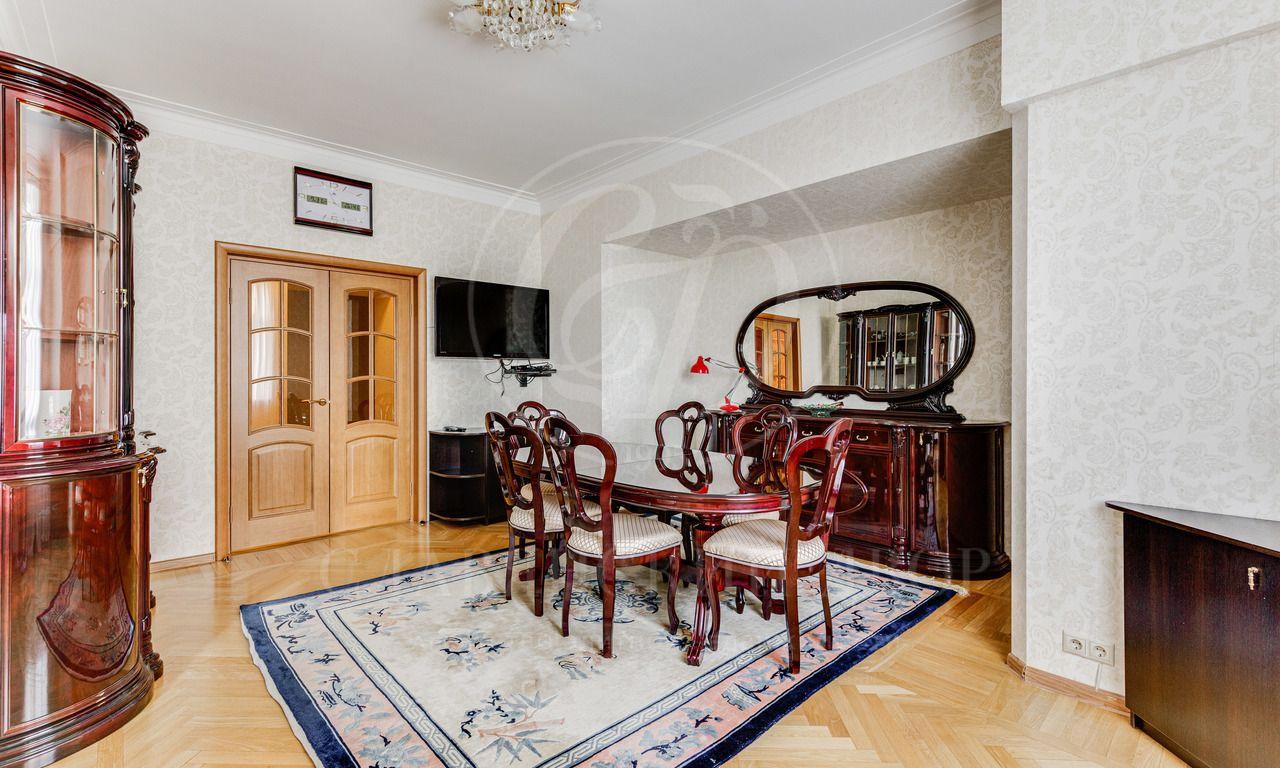 Квартира вХамовниках рядом спарком «Лужники»