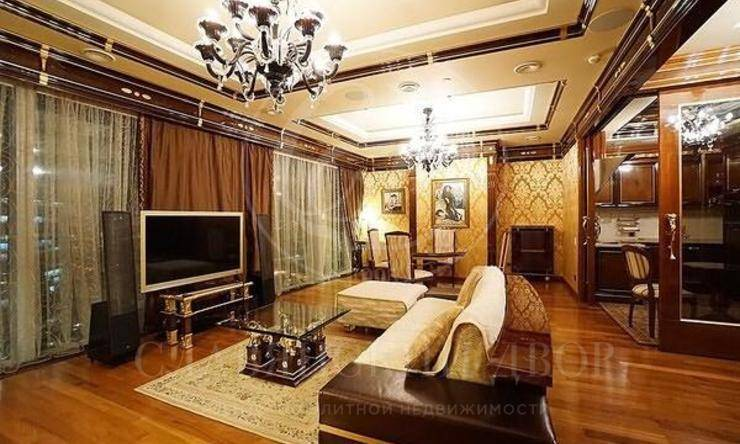 Уникальная квартира вБашне Москва Сити
