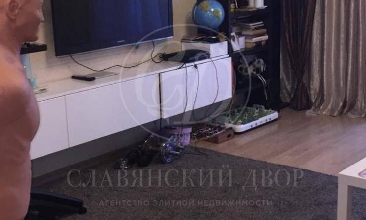 Просторная 3комнатная квартира вЖК»Золотые Ключи 2″