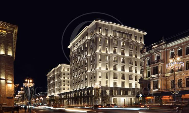 Апартаменты вFairmont & Vesper Residences