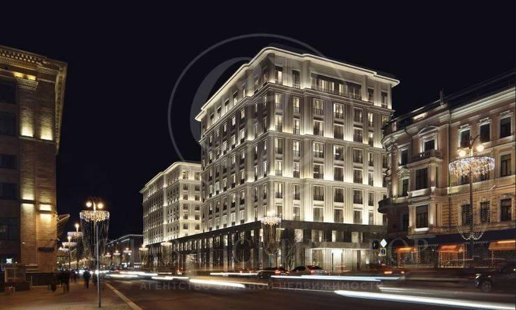 Новый клубный дом Fairmont & Vesper Residences