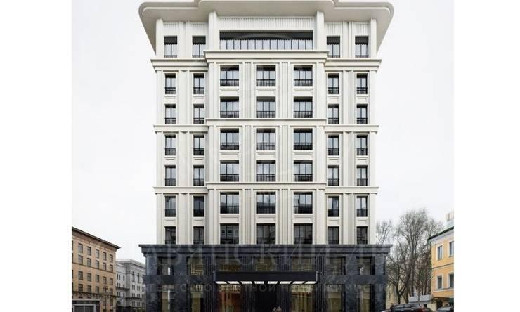 Апартаменты в Fairmont & Vesper Residences на Тверской