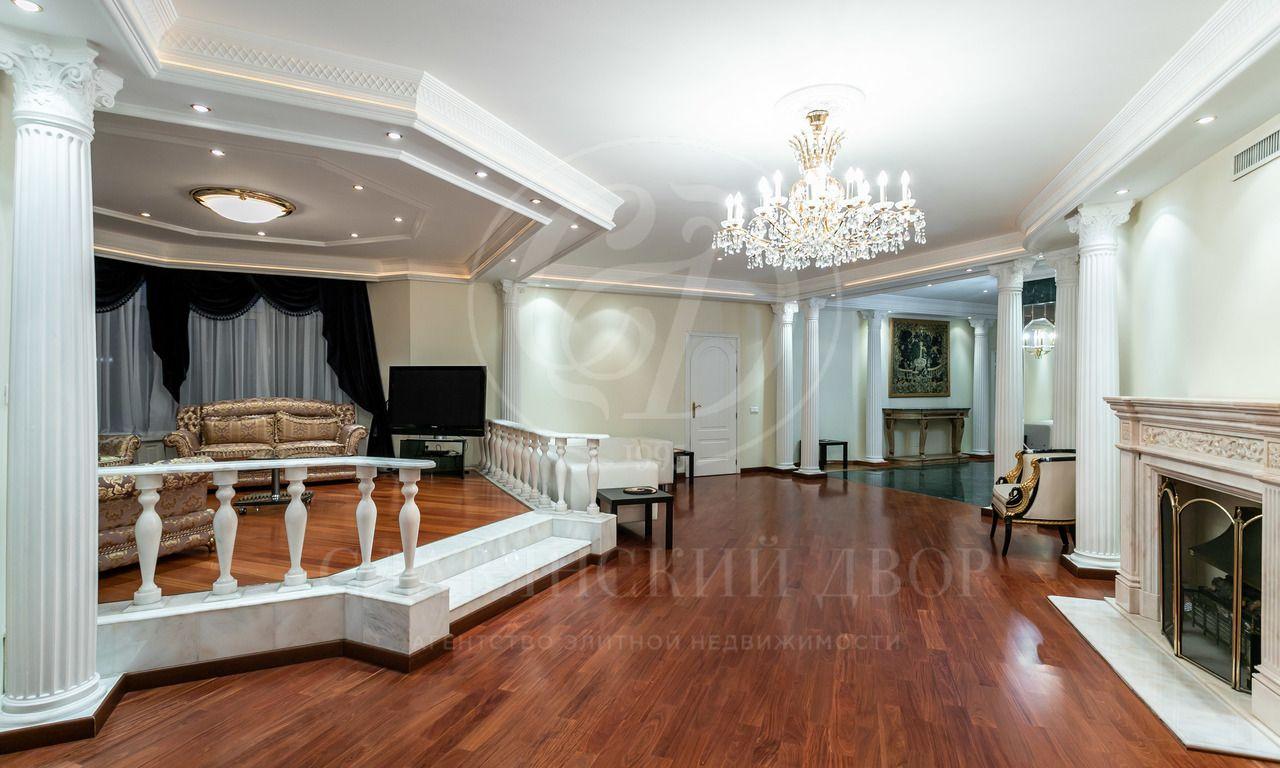 Элитная квартира  сэксклюзивным ремонтом  вЖК «Золотые ключи-1»