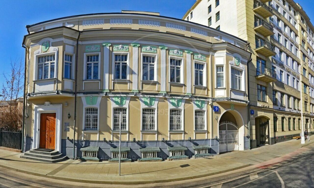 Представительский особняк на Гоголевском бульваре