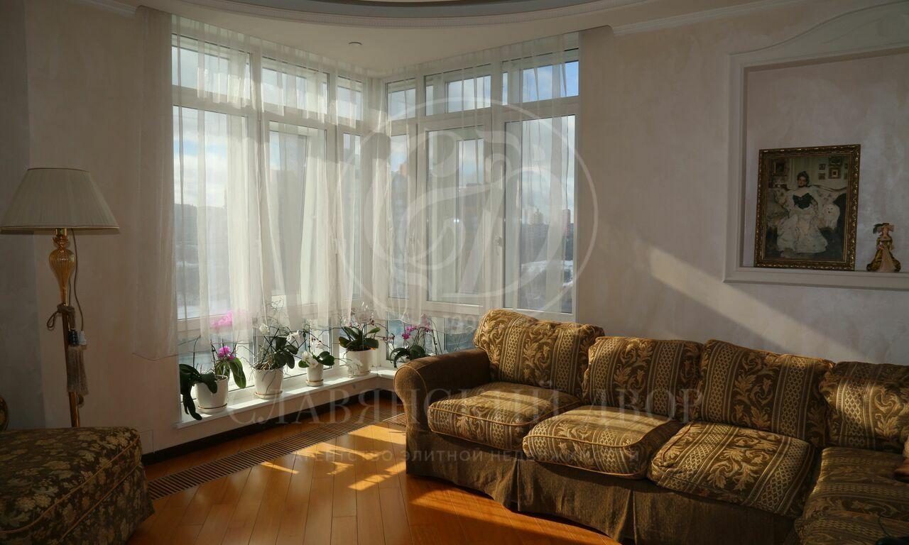Продажа квартиры, Мосфильмовская