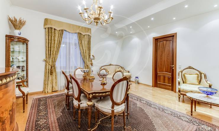 Квартира висторическом центре Столицы