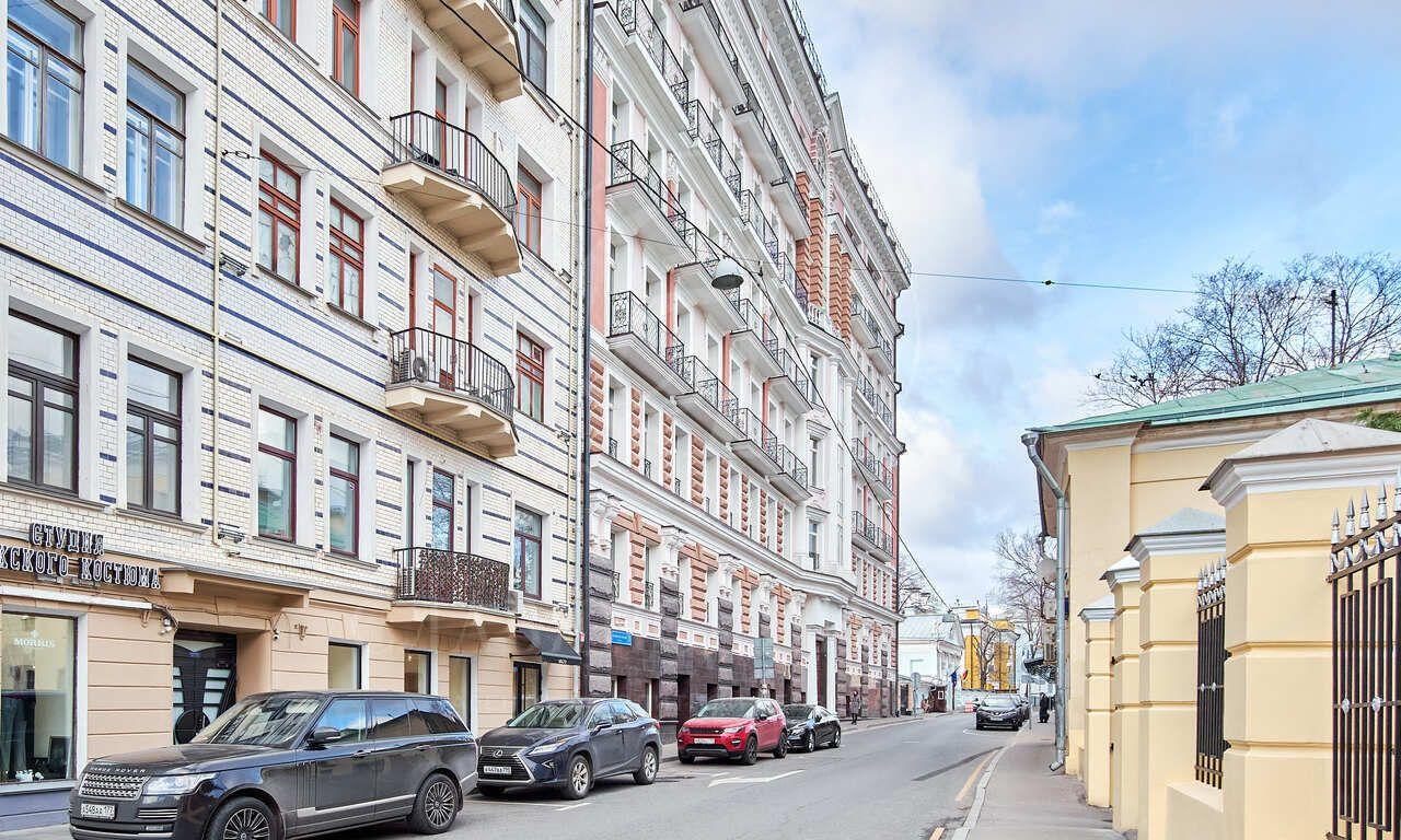 Апартаменты вклубном доме Рахманинов