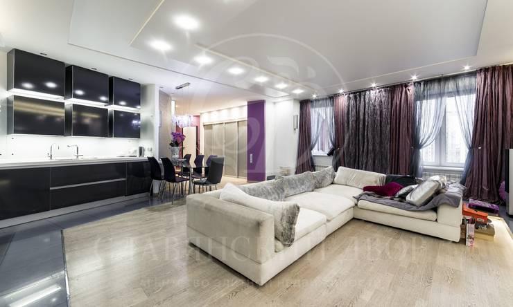 Стильная квартира на Юго-Западе Столицы