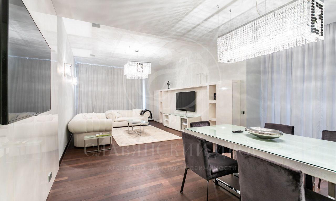 Квартира вклубном доме