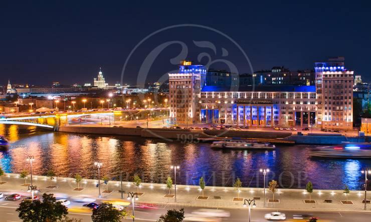 Самый захватывающий вид Москвы!