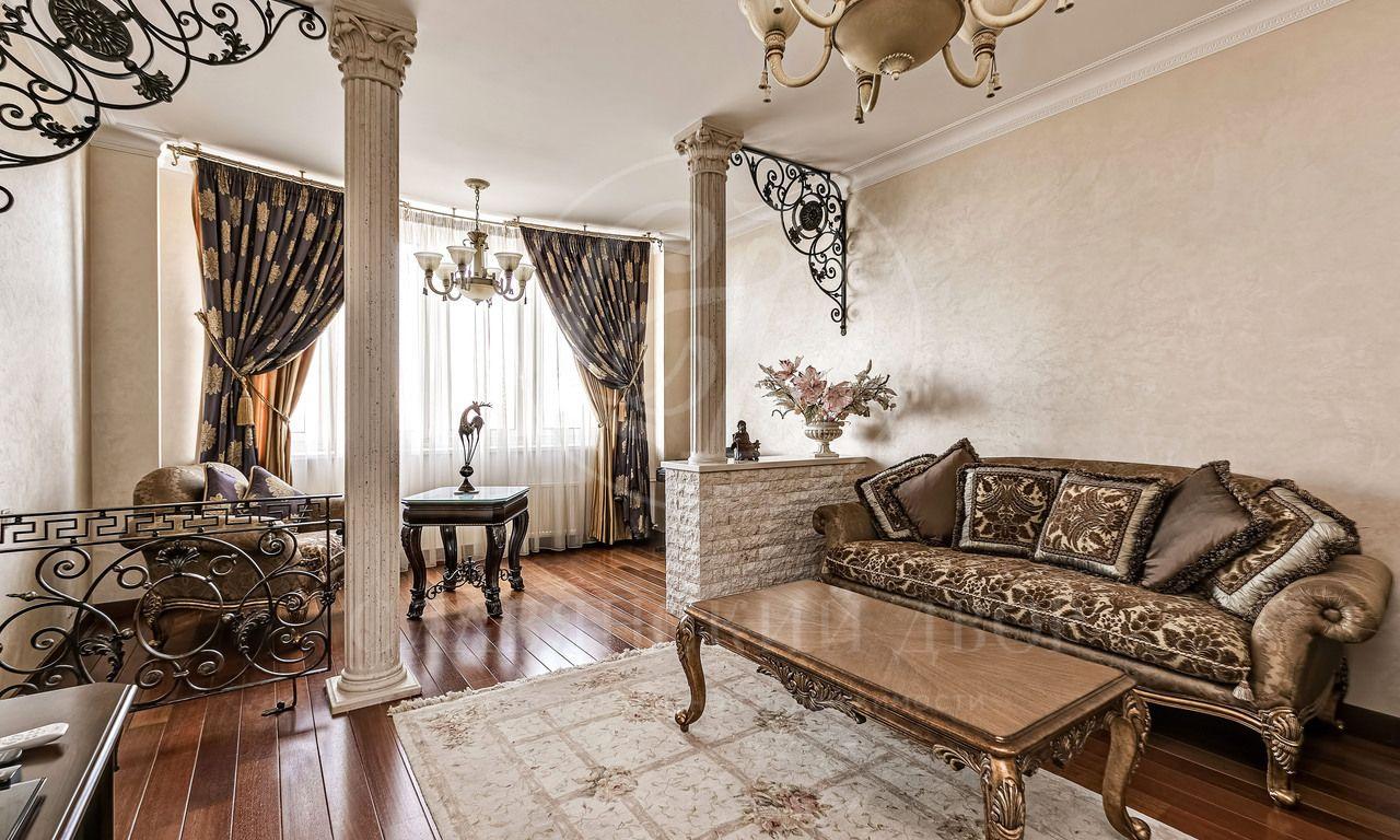Роскошная квартира вэкологически чистом районе Москвы