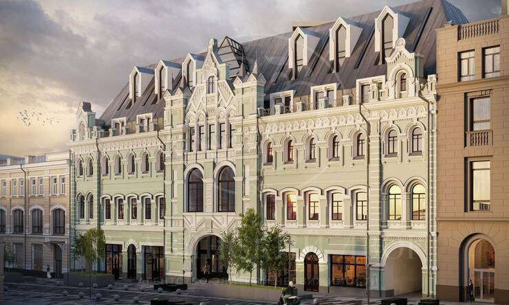 Продажа квартиры, Кузнецкий Мост