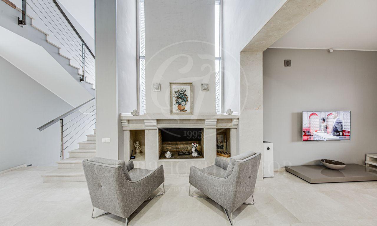 Новый дом всовременном стиле