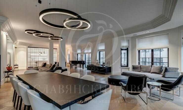 Стильный апартамент вклубном доме