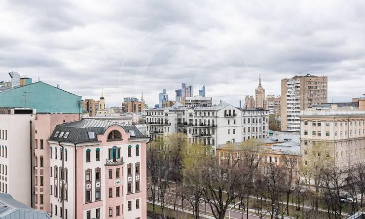 Продажа квартиры на Тверском бульваре