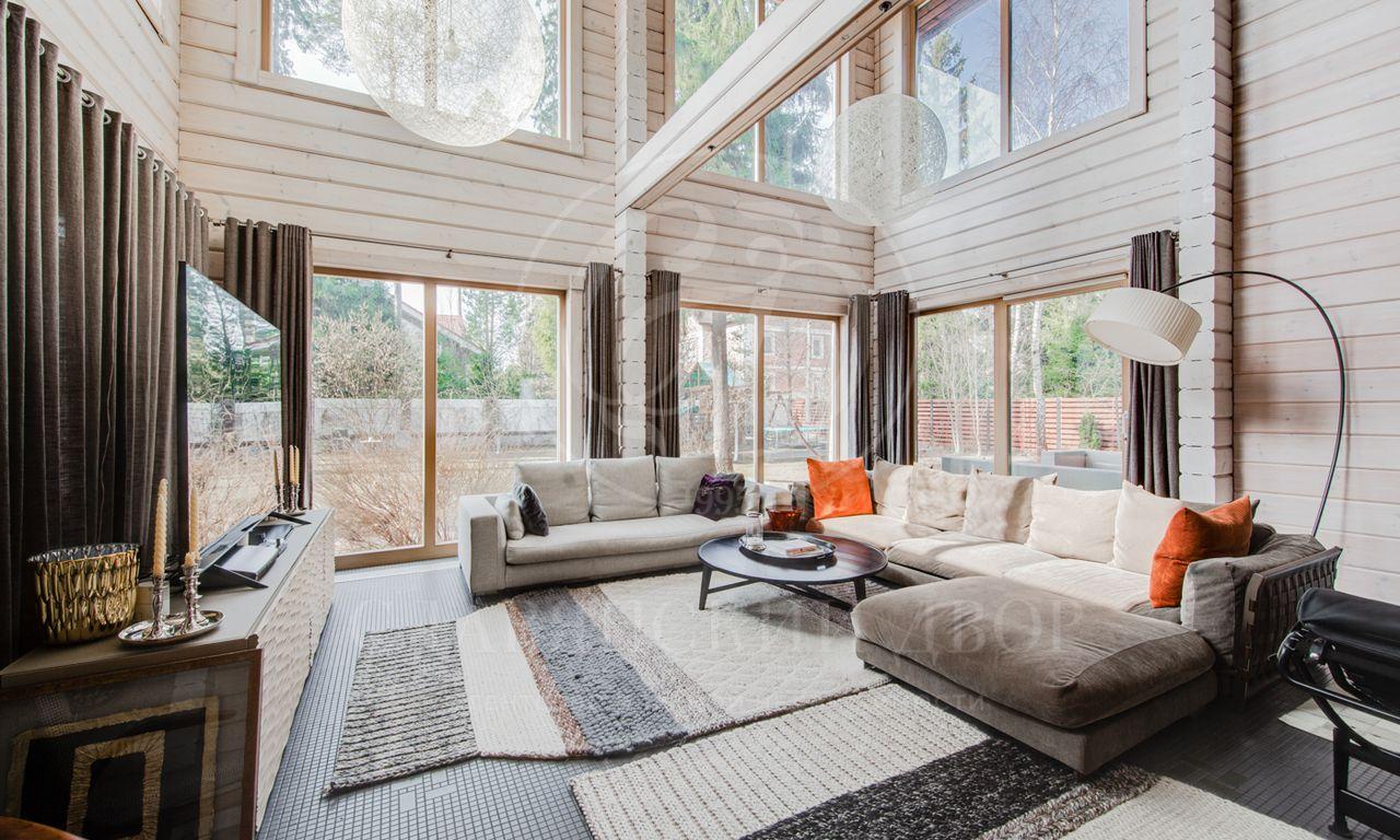 На продажу дом впоселке Лесные Дали-3