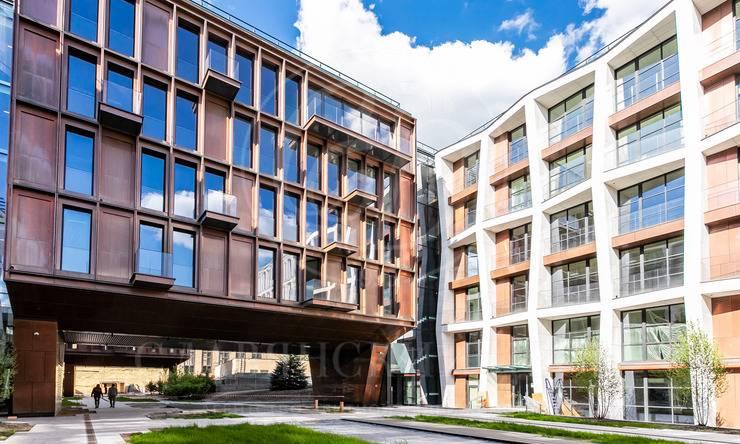Уникальный видовый апартамент сдвумя спальнями всамом центре Замоскворечья