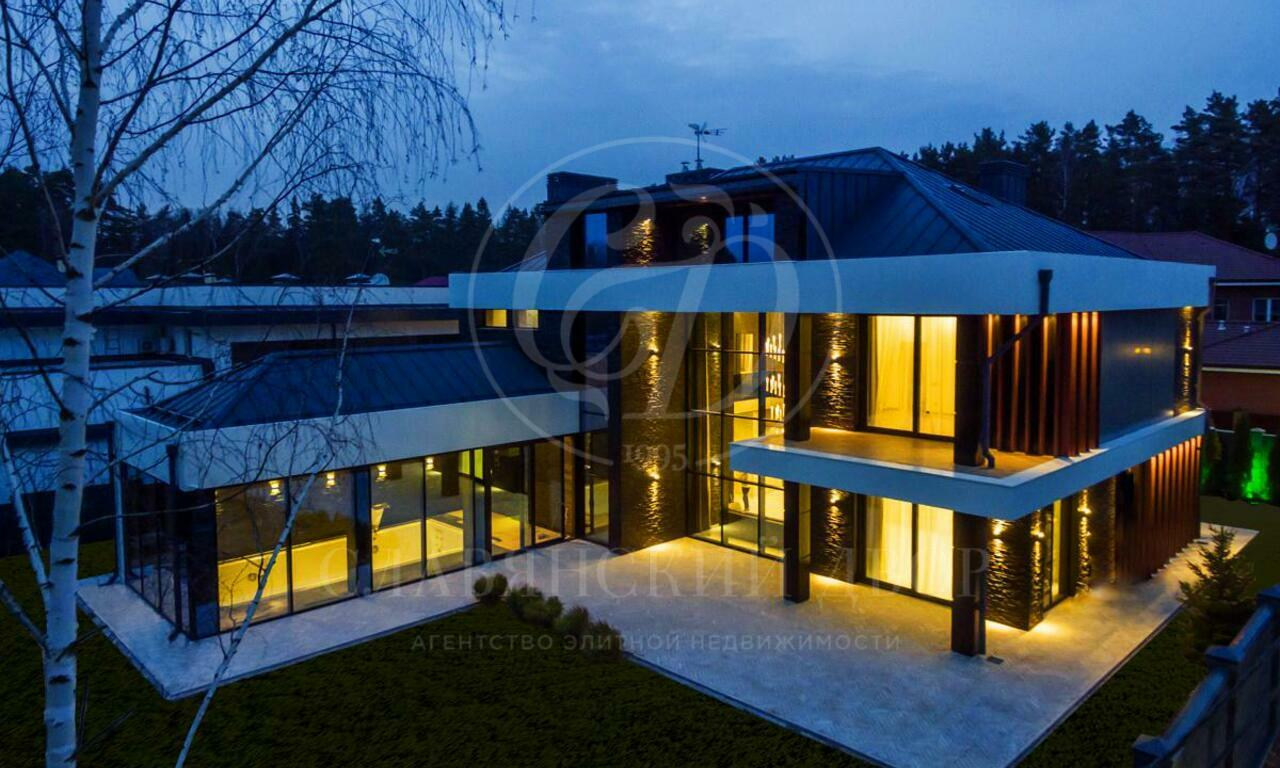 Новый современный дом для большой семьи вНиколо-Урюпино! Бассейн!