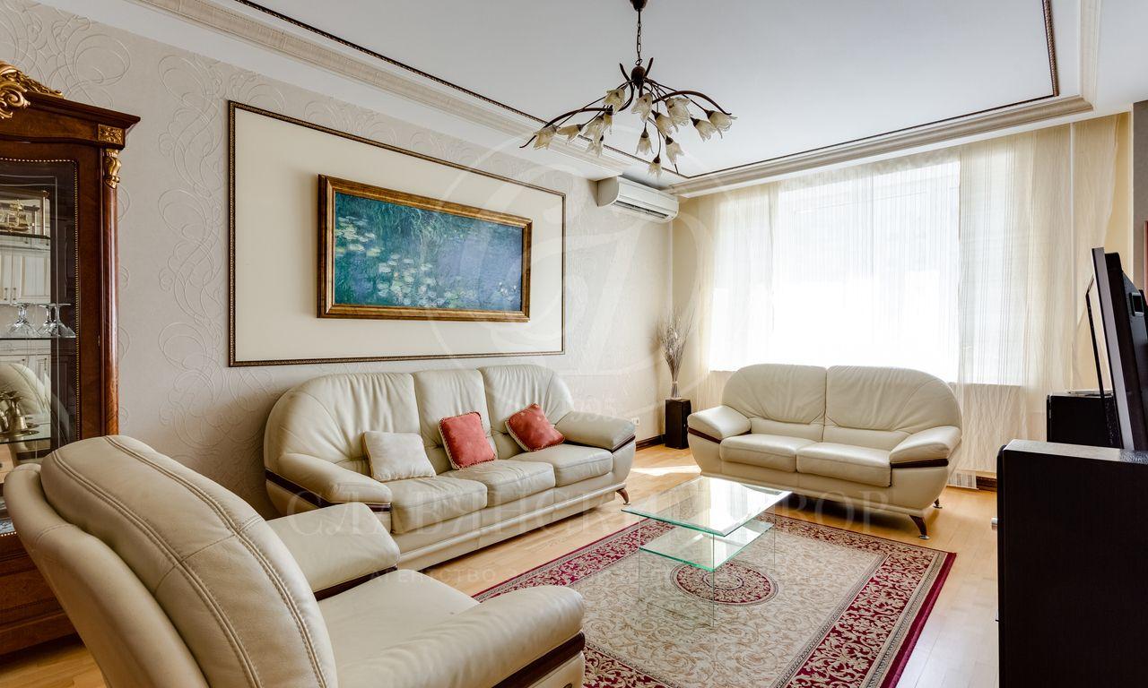 Большая квартира врайоне Останкино