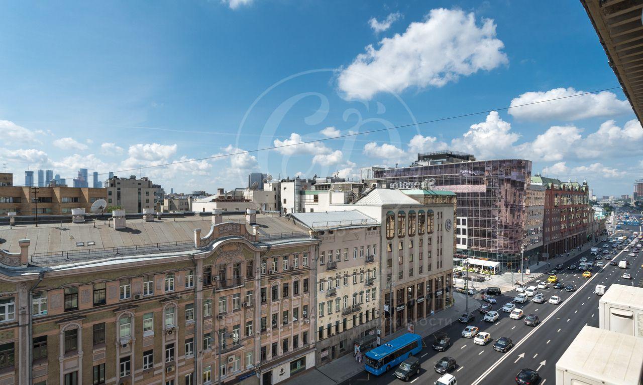 Продажа квартиры на 1-йТверской-Ямской