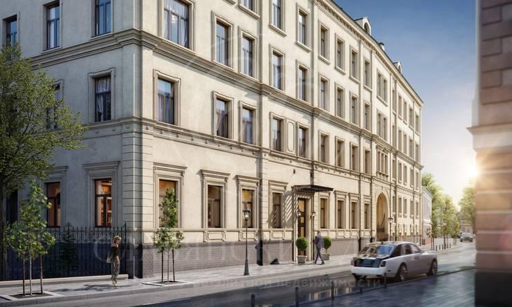 Продажа квартиры, Потаповский пер