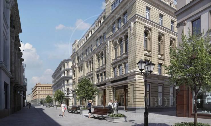 Апартаменты уКремля вклубном доме