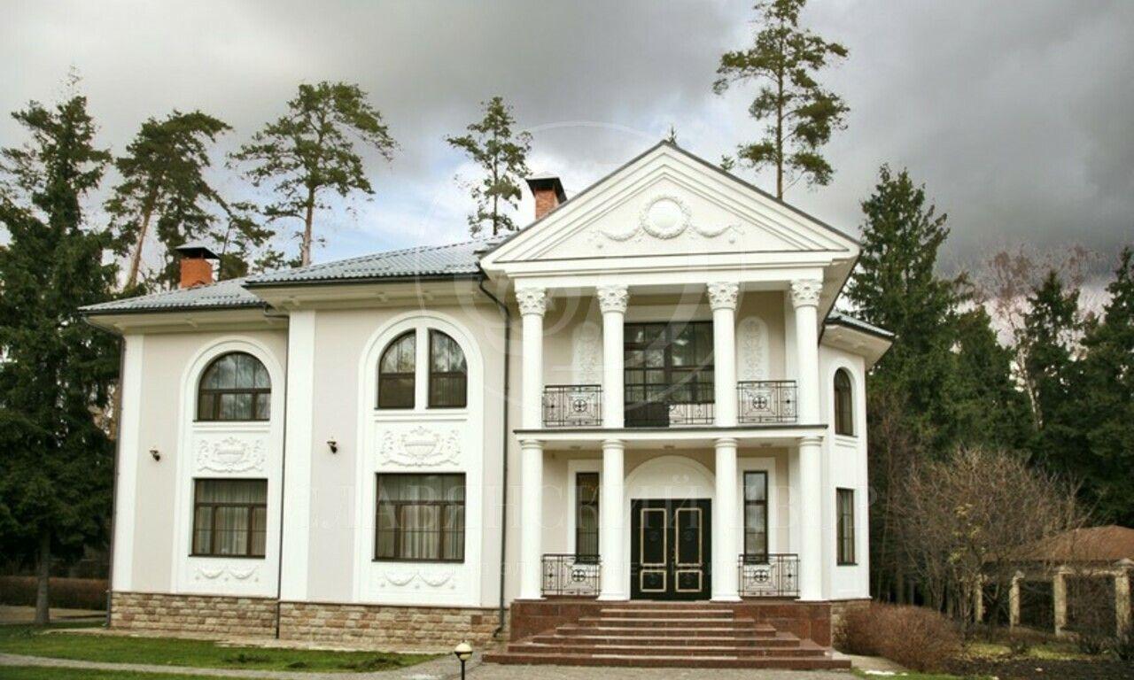 Дом вклассическом стиле