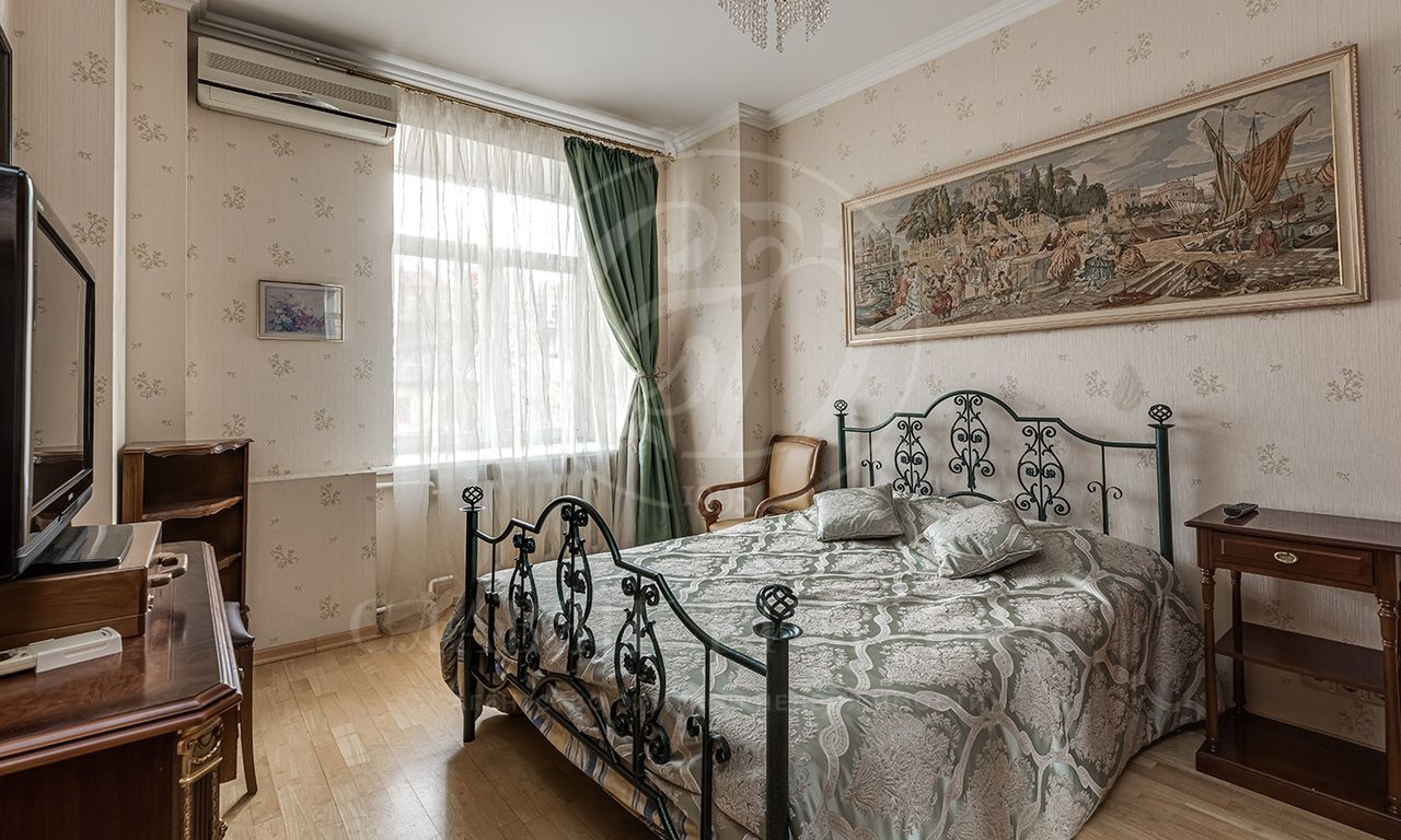 Аренда квартиры на Новинском бульваре
