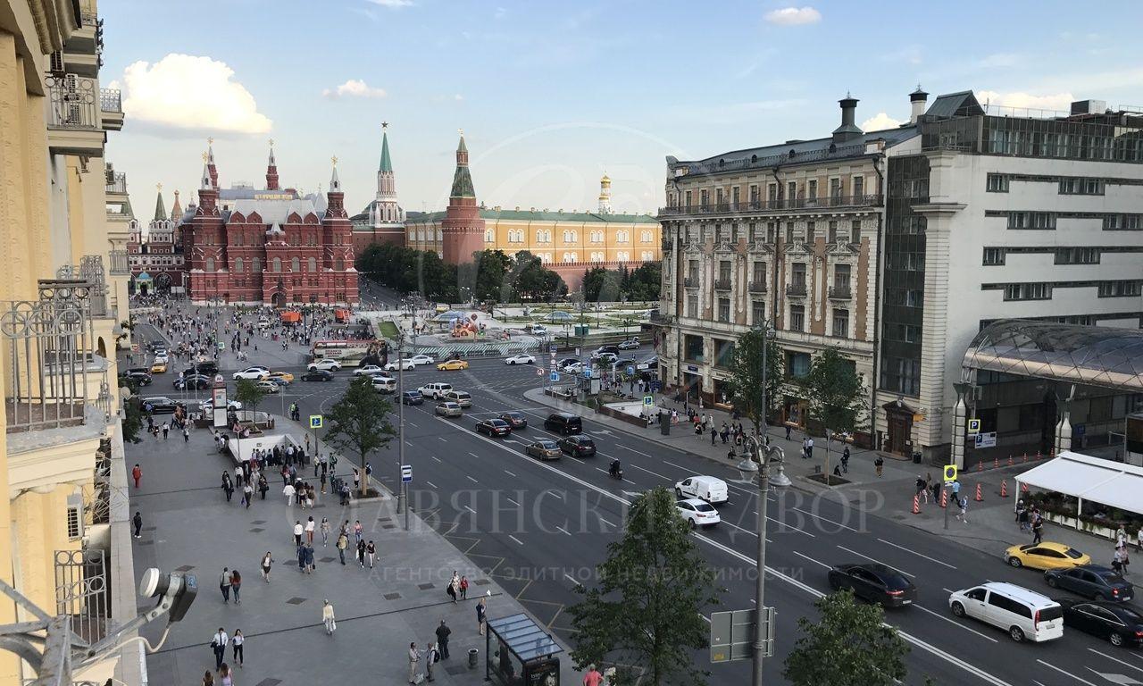 Предлагается квартира впяти минутах от Кремля