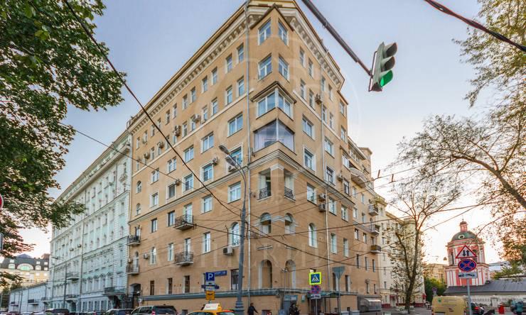 Аренда квартиры на Тверском бульваре