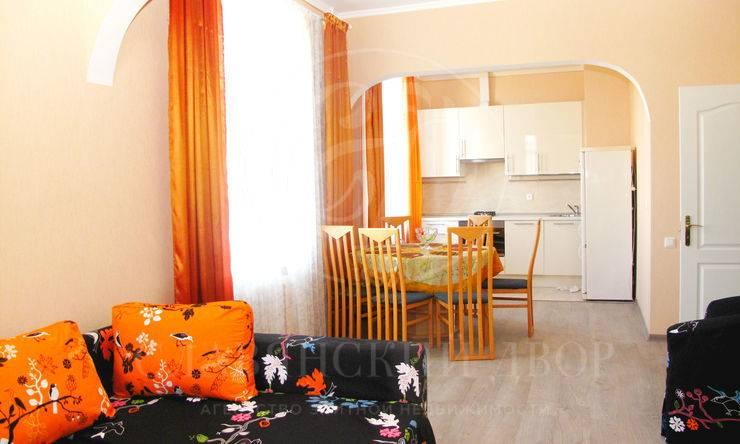 Красивая квартира врайоне Кутузовского проспекта