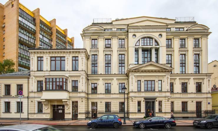 Двухуровневые  квартиры вреспектабельном районе