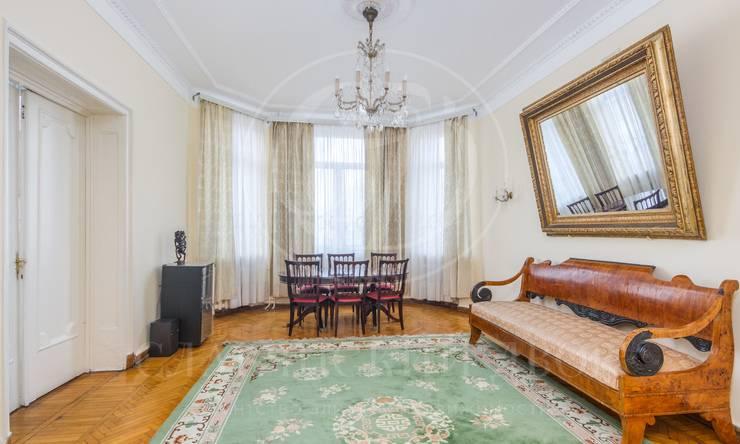 Прекрасная квартира на Садовой-Триумфальной улице
