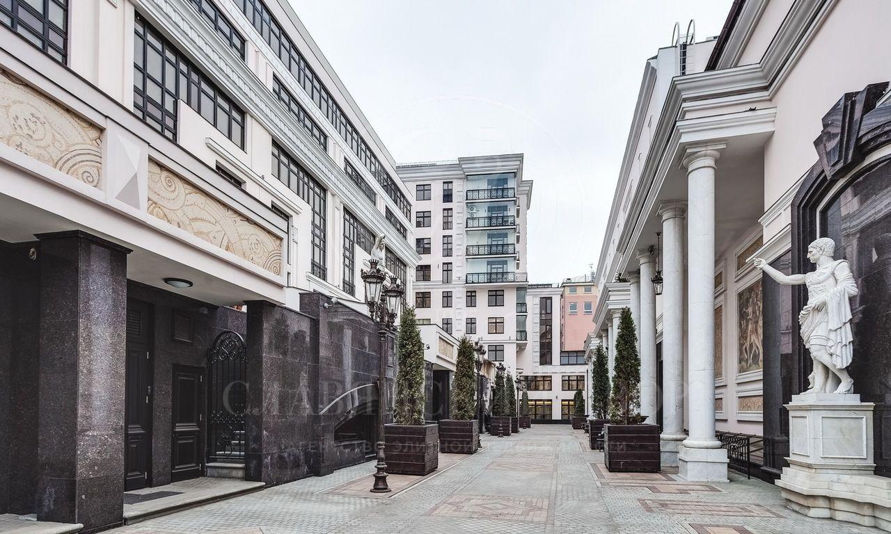 Предлагается пентхаус вКлубной резиденции Чистые Пруды