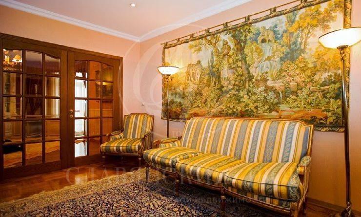 Аренда квартиры вЖК «Золотые Ключи 1»