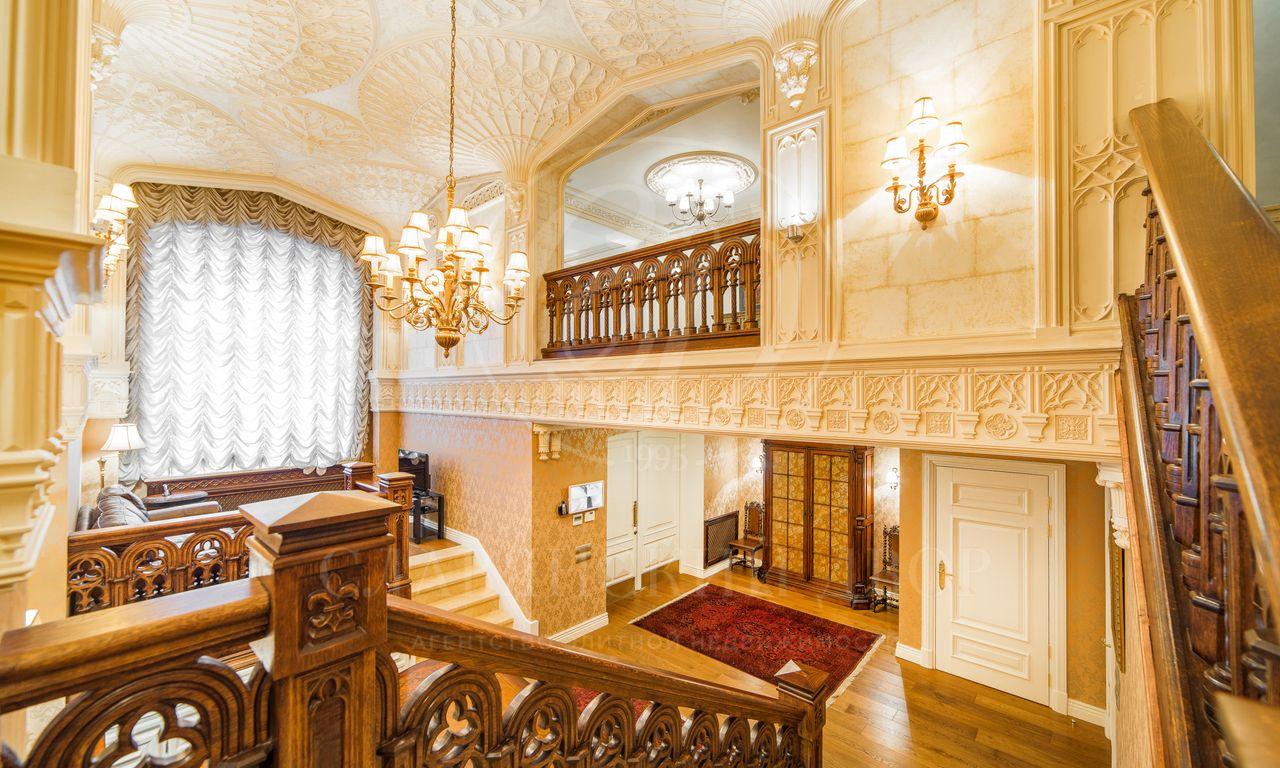 Аренда квартиры вособняке класса «Люкс» на Кропоткинской