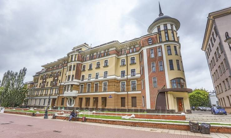 Аренда квартиры вЛаврушинском переулке